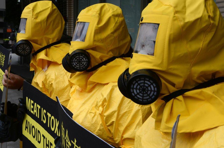 Différentes souches de grippe sèment l'inquiétude un peu... (Photo Reuters)