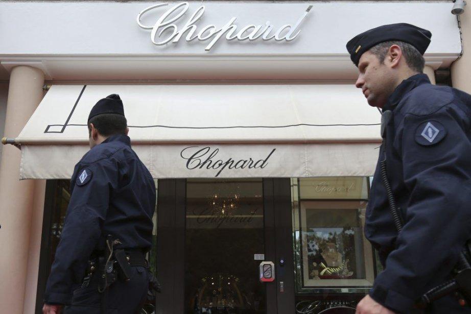 Au moins trois hommes, soupçonnés d'avoir participé la semaine... (Photo: AFP)