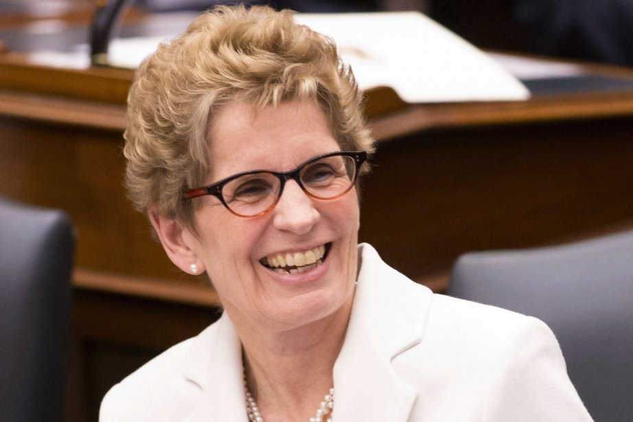 Kathleen Wynne... (Photo: La Presse Canadienne)