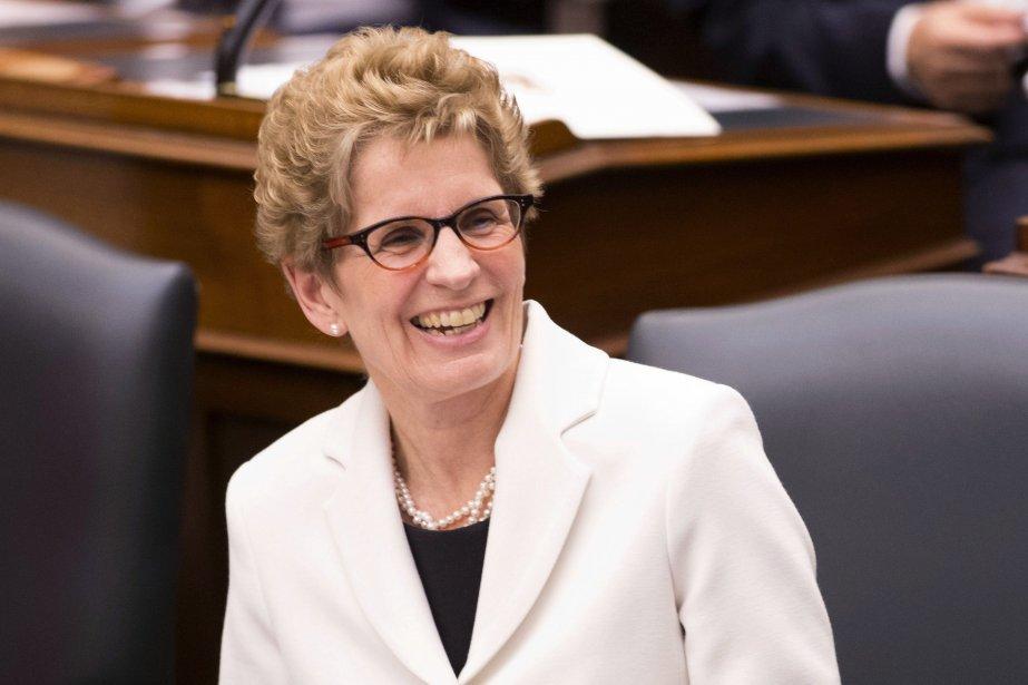 Kathleen Wynne... (Photo: La Presse Canadienne)