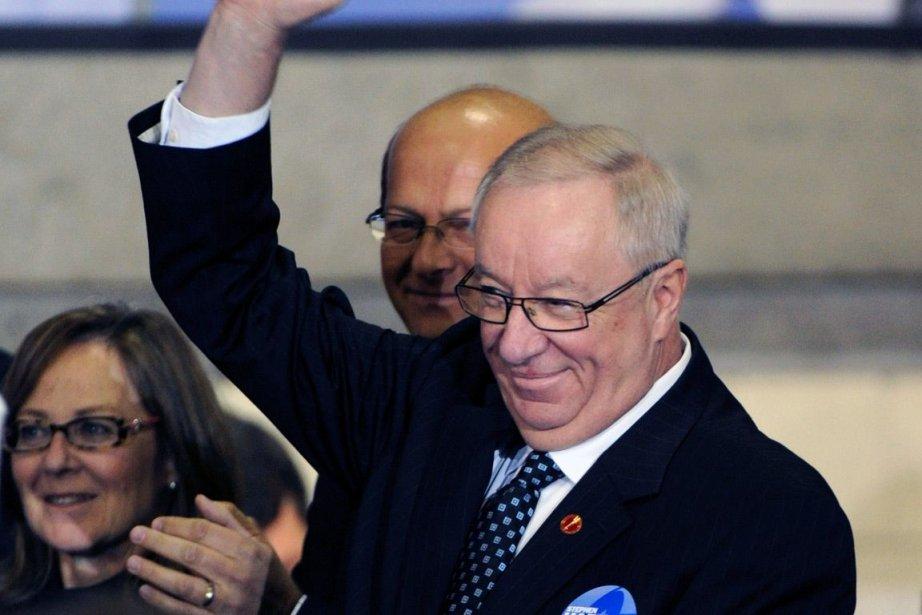 L'ancien entraîneur du Canadien de Montréal, nommé sénateur... (Photo Bernard Brault, Archives La Presse)