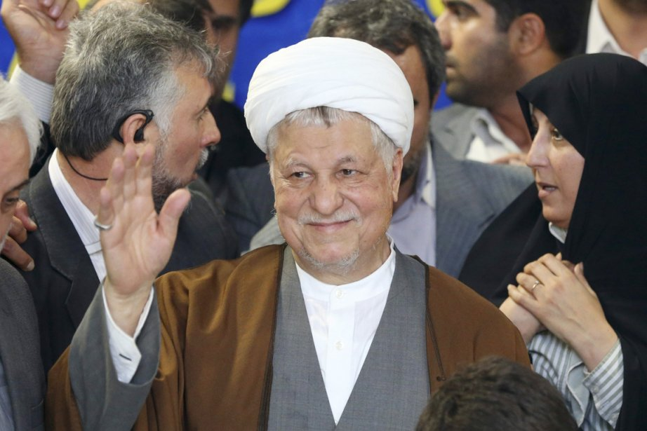 Akbar Hachémi Rafsandjani... (PHOTO EBRAHIM NOROOZI, ARCHIVES AP)
