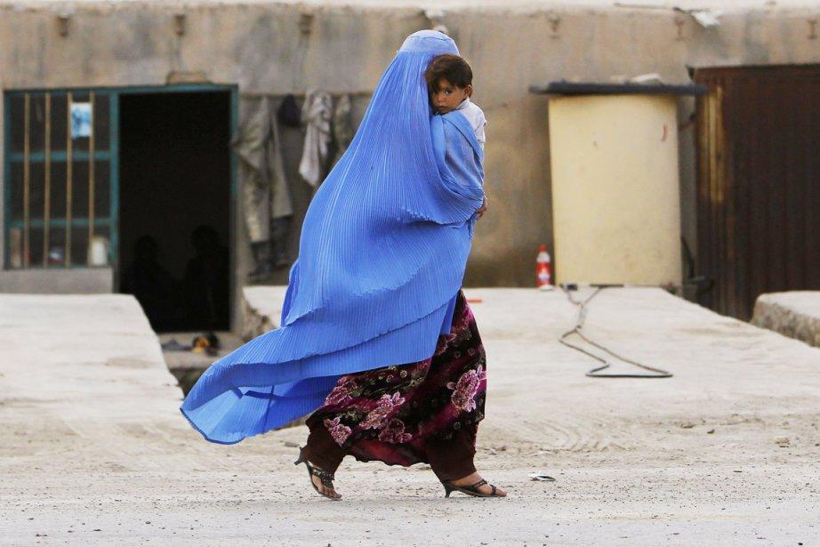 «Le nombre de femmes incarcérées pour des crimes... (PHOTO OMAR SOBHANI, ARCHIVES REUTERS)