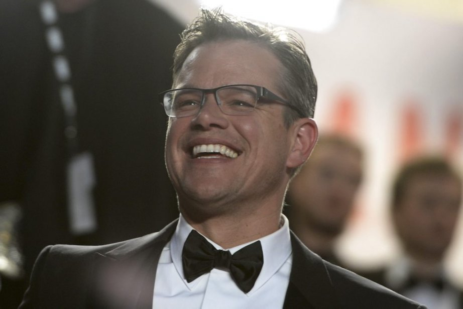 Matt Damon, vedette de «Behind the Candelabra». | 21 mai 2013
