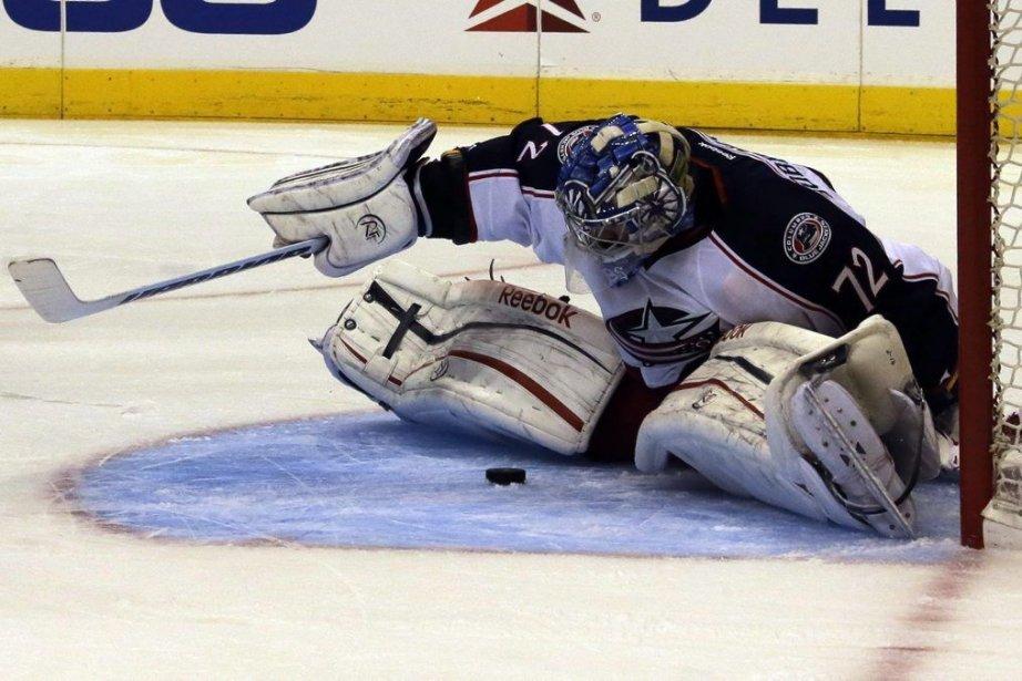 Après avoir vu l'équipe disputer le meilleur hockey dans l'histoire... (Photo AP)