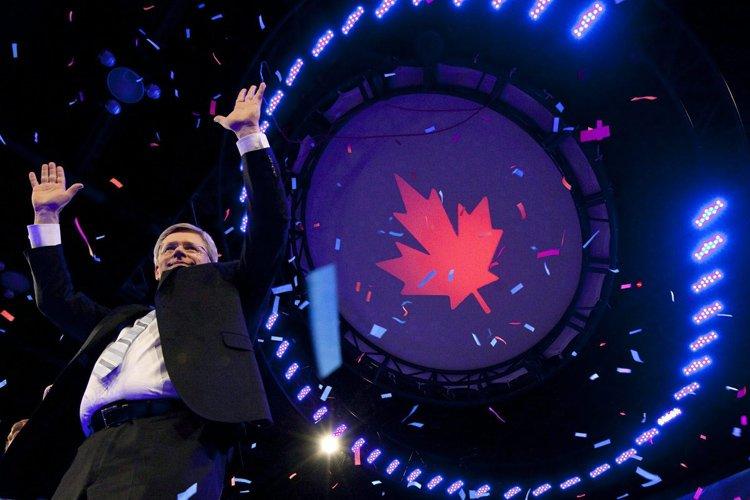 Les registres d'Élections Canada permettent de constater que... (Photo: PC)