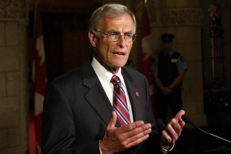 Selon le sénateur libéral James Cowan, le bureau... (Photo: PC)