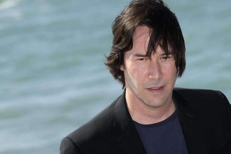 Keanu Reeves à Cannes.... (Photo: AP)