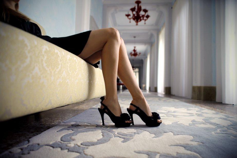 Une nouvelle étude prouve que si vos talons... (Photo Olly/shutterstock.com)
