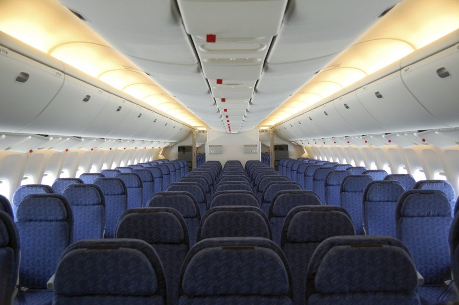 Comment choisir le meilleur si ge en vol natha lle for Interieur avion air canada