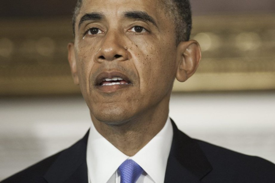 Barack Obama... (Photo Saul Loeb, Agence France-Presse)