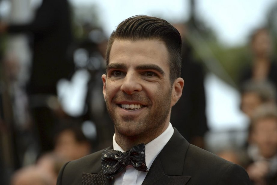 Zachary Quinto à la projection de «All is Lost». | 22 mai 2013