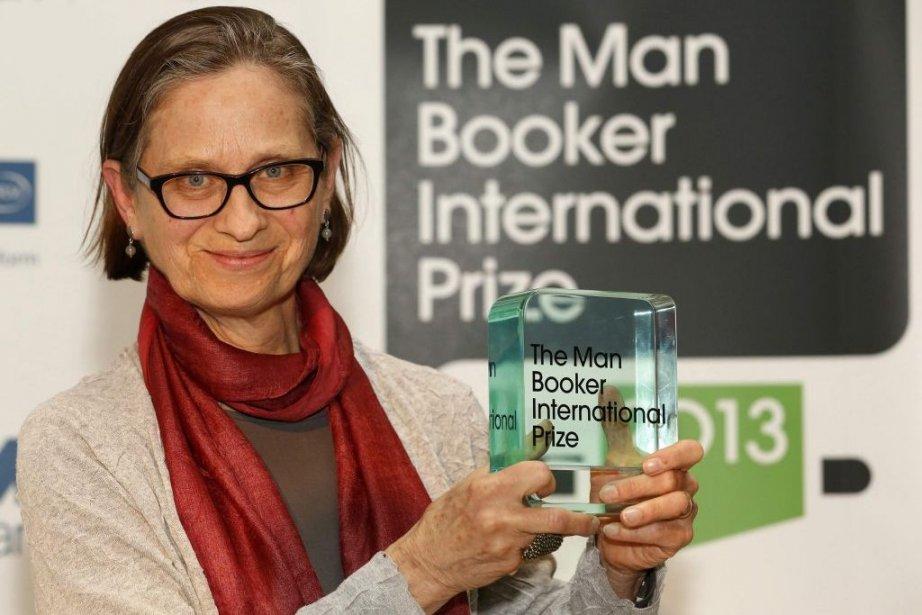 Lydia Davis, nouvelliste atypique.... (Photo Reuters)