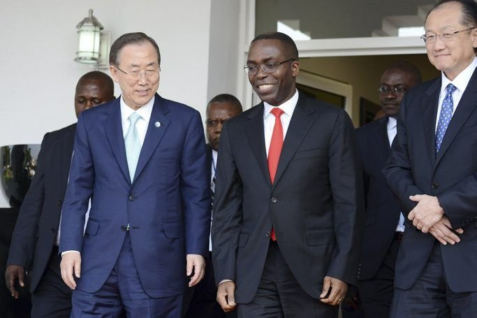 Le premier ministre de la République démocratique du... (Photo Junior D. Kannah, Agence France-Presse)