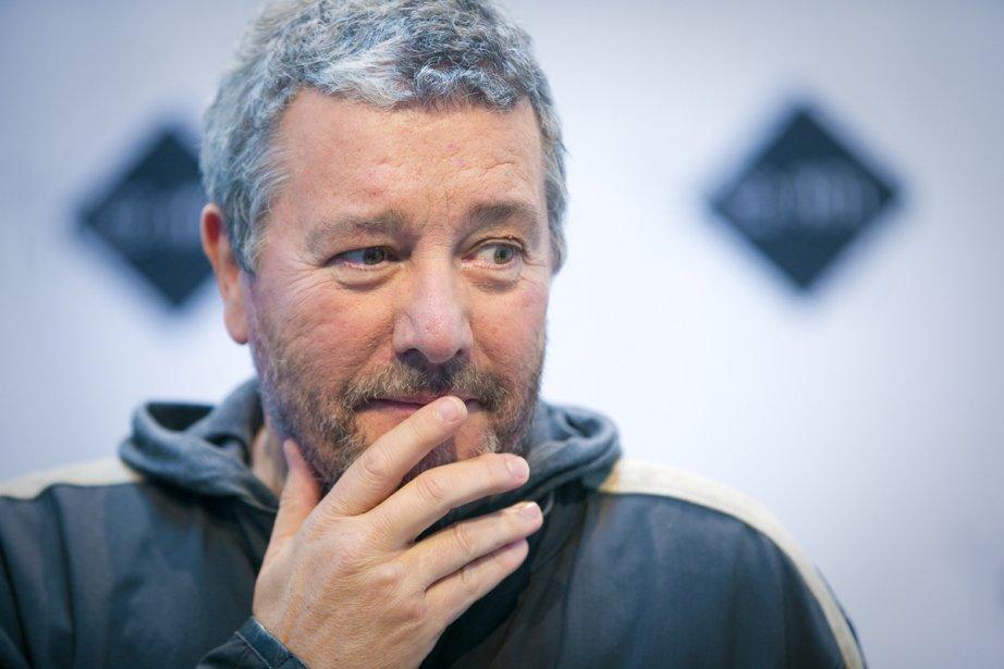 Philippe Starck... (Photo: André Pichette, La Presse)