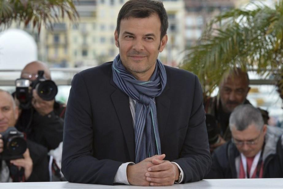 François Ozon... (Photo: archives AFP)