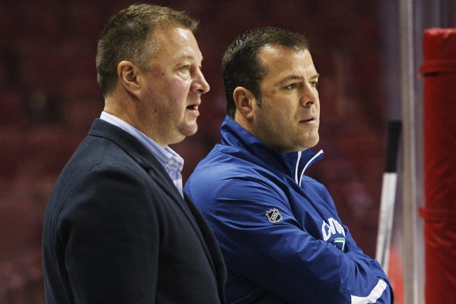 Le congédiement de l'entraîneur des Canucks Alain Vigneault... (Photo Andy Clark, Reuters)