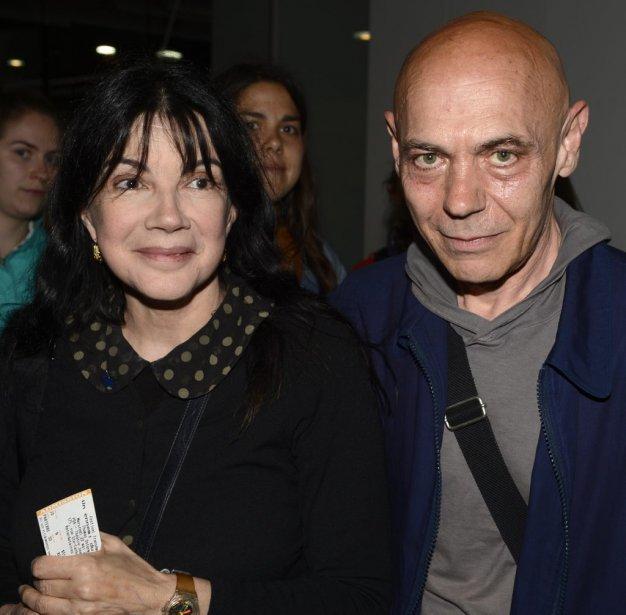 Carole Laure et Lewis Furey iront voir plusieurs spectacles du FTA. (Photo: Bernard Brault, La Presse)