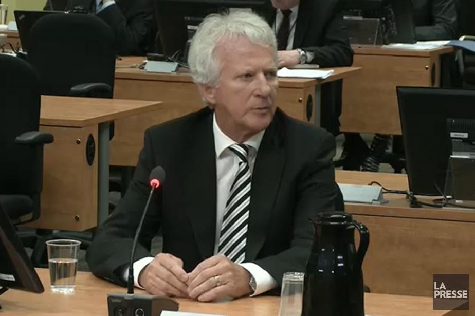 Gilles Théberge, le témoin qui a suivi Marc... (Image vidéo)