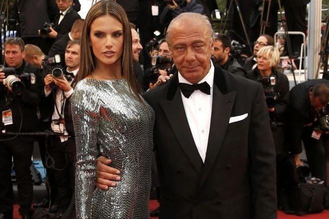 Fawaz Gruosi, fondateur du joaillier suisse De Grisogono,... (Photo: Reuters)