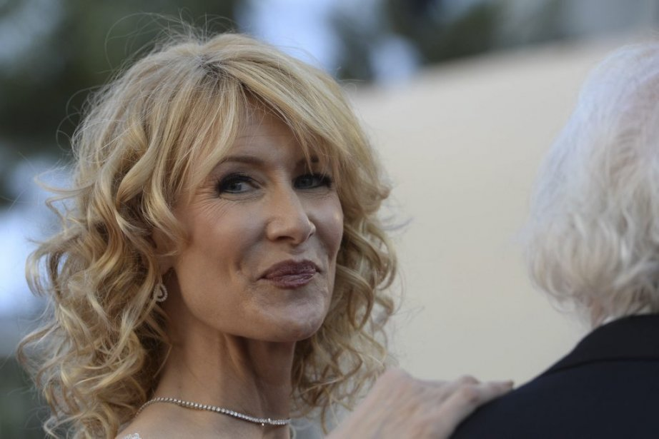 Laura Dern à la projection de «Nebraska». | 23 mai 2013
