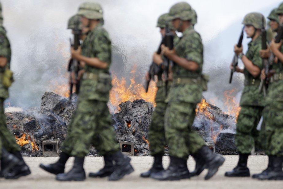 Le Mexique doit fixer une date pour le... (Photo Daniel Becerril, Reuters)