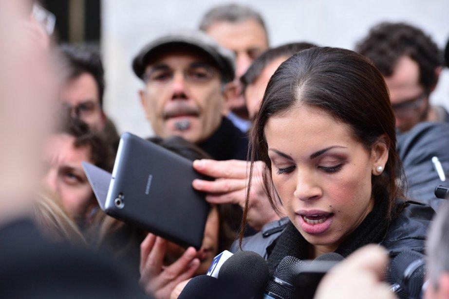 «Je suis désolée d'avoir raconté des mensonges quand... (PHOTO GIUSEPPE CACACE, ARCHIVES AFP)