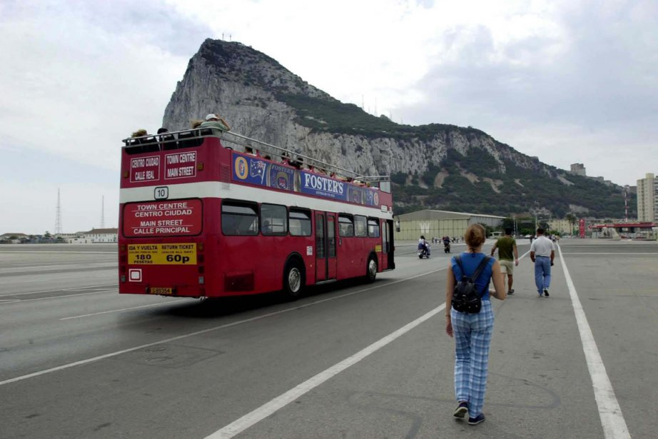 En octobre 2012, Gibraltar avait reçu le statut... (Photo : R. Perales, archives AP)