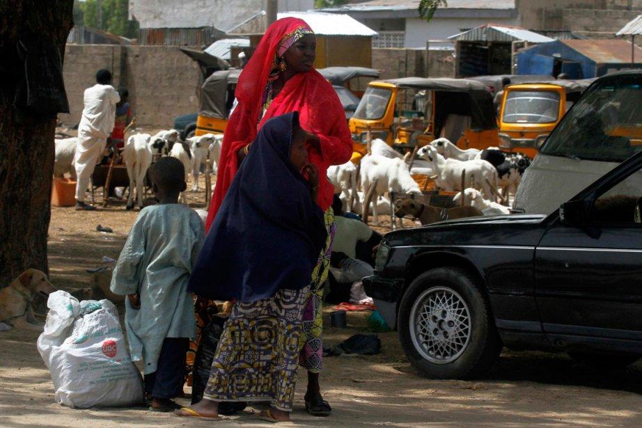 Les otages nigérians avaient été enlevés le 7... (PHOTO ARCHIVES REUTERS)
