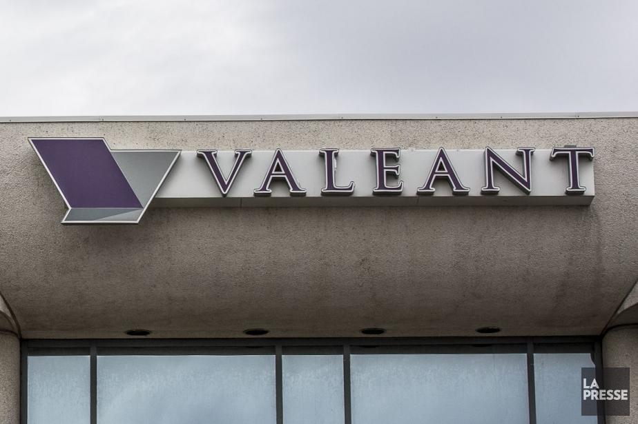 L'entreprise lavalloise Valeant... (PHOTO OLIVIER PONTBRIAND, ARCHIVES LA PRESSE)