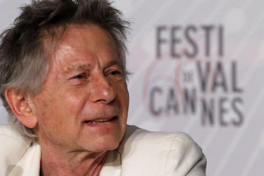Roman Polanski, au 66e Festival de Cannes.... (Photo: archives Reuters)