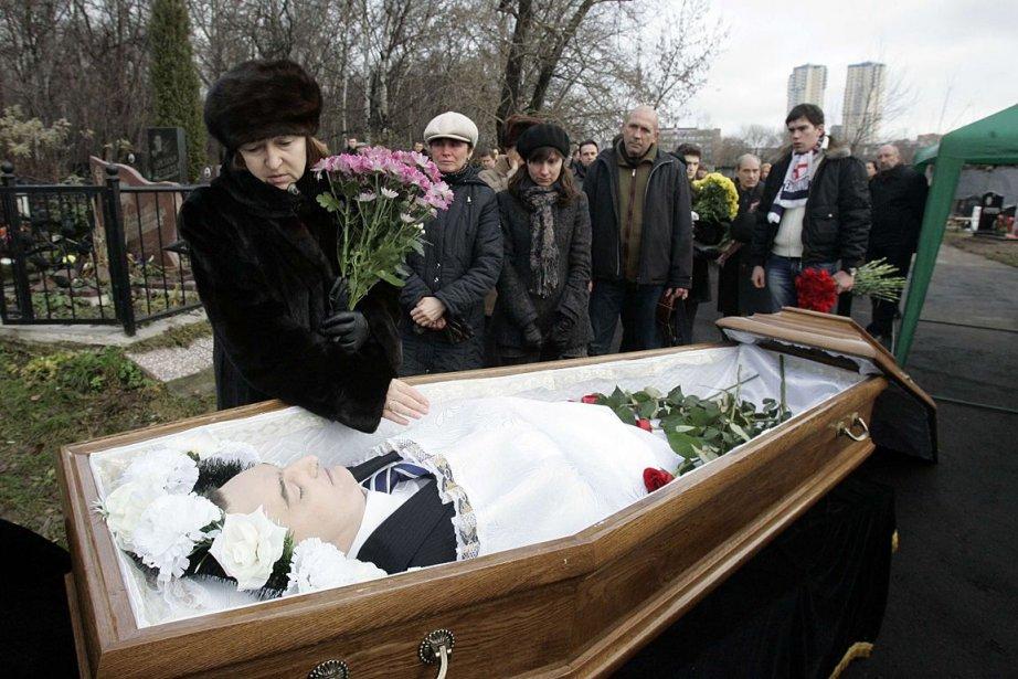 Le juriste Sergueï Magnitski est mort en prison... (Photo: Reuters)