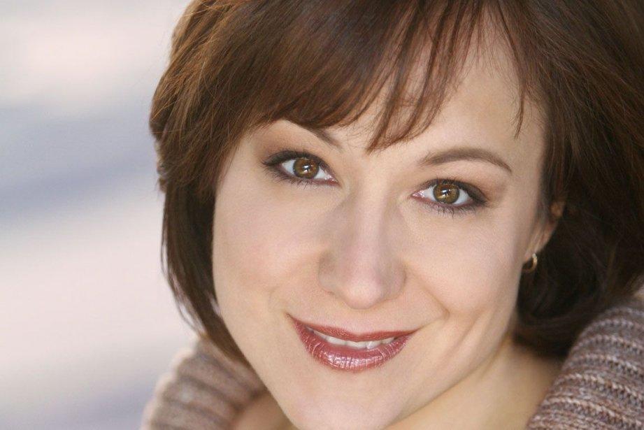La mezzo-soprano Julie Boulianne... (PHOTO ARCHIVES LA PRESSE)