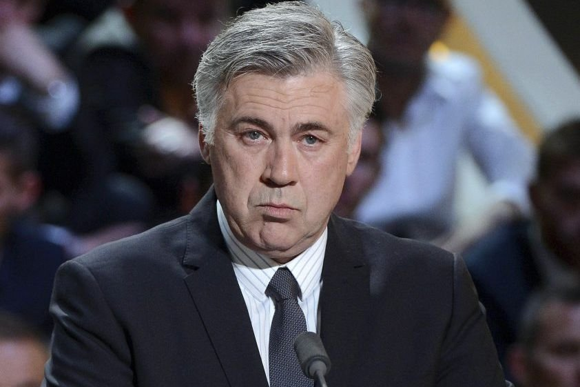 Carlo Ancelotti... (Photo Franck Fife, Agence France-Presse)