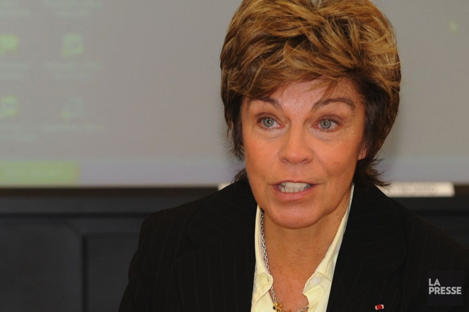 Louise Beaudoin a dit souhaiter la rigueur «la... (Photo Archives La Presse)