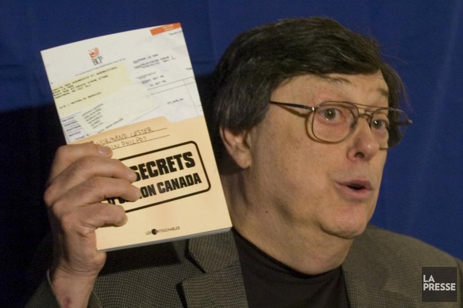 Normand Lester, en 2007.... (Photo Rémi Lemée, archives La Presse)