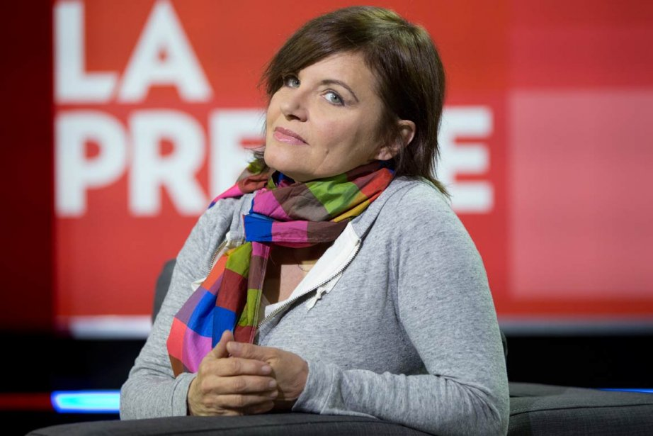 Diane Tell... (PHOTO DAVID BOILY, LA PRESSE)