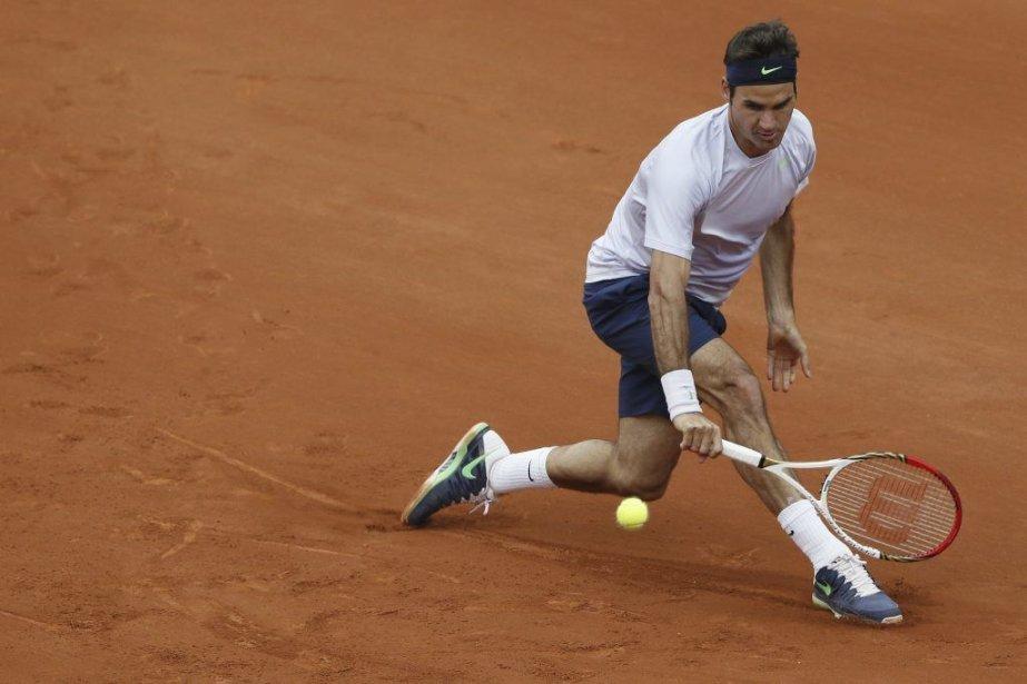 Le Suisse Roger Federer, champion de 2009, est... (Photo AFP)