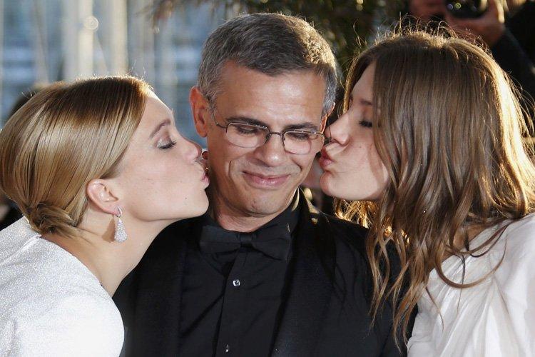 Abdellatif Kechiche a remporté la Palme d'or pourLa... (Photo: Reuters)