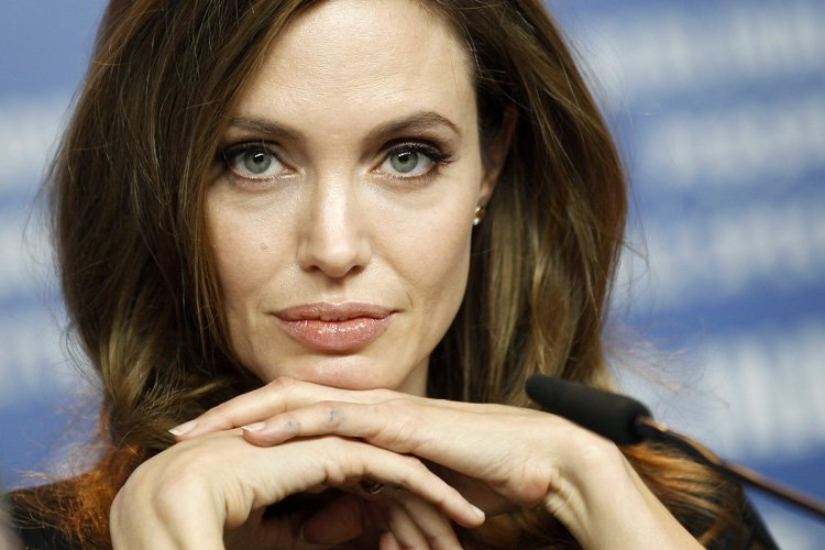 Angelina Jolie... (Photo: AP)
