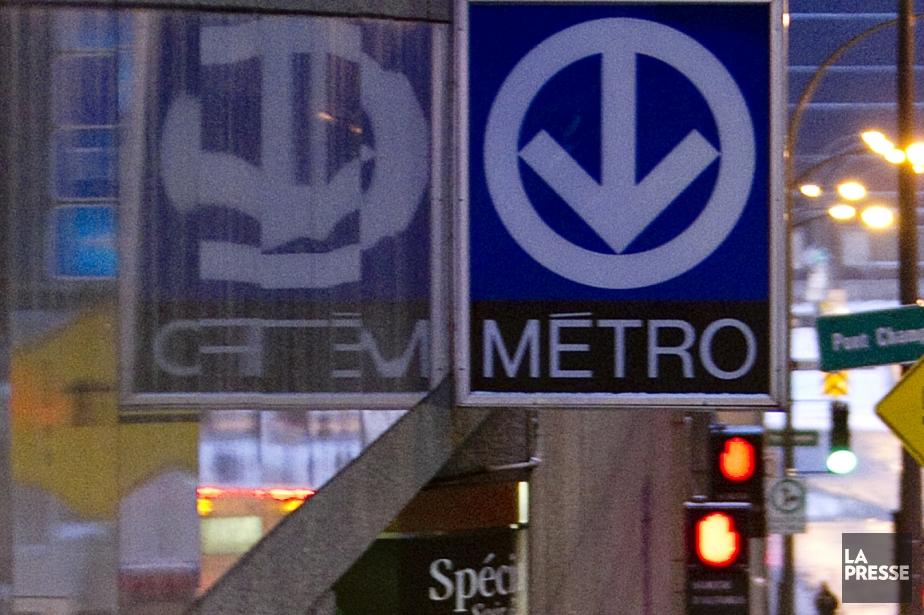 La Société de Transport de Montréal (STM) rapporte... (Photo archives La Presse)