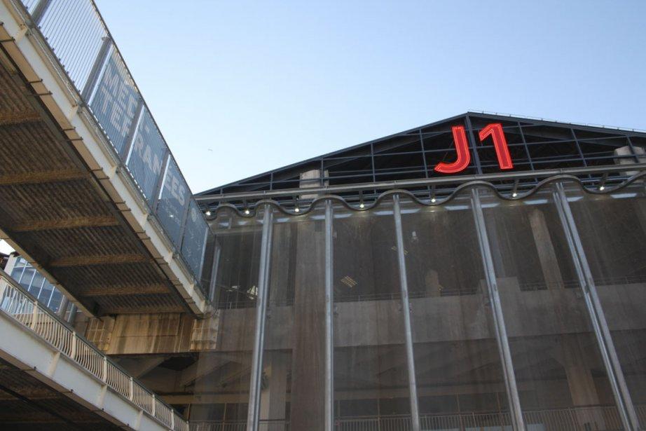 Le J1 a été transformé au coût de 8 millions d'euros en l'un des centres artistiques phares de la métropole. (Photo: Office de tourisme et des congrès de Marseille)