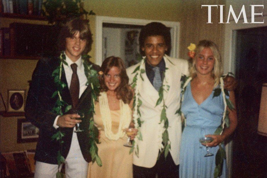 De gauche à droite: Greg Orme, Kelli Allman,... (PHOTOT TIME)