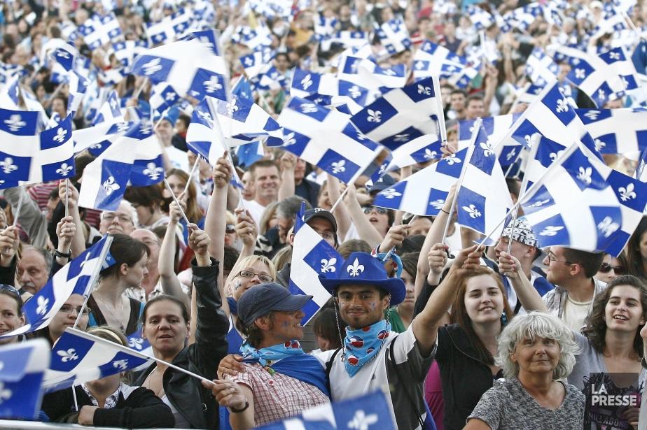 Des milliers de personnes provenant des quatre coins... (Photo archives La Presse)