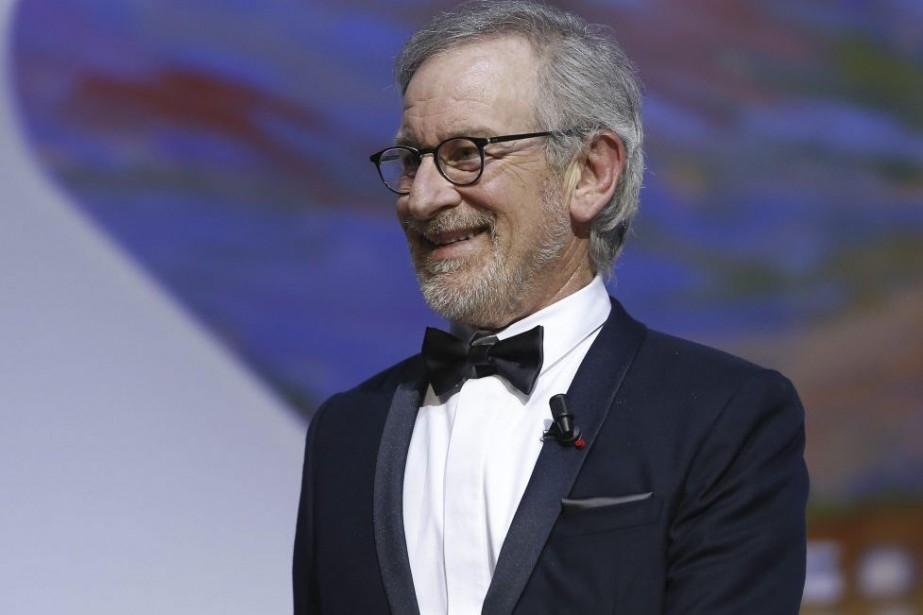Le réalisateur Steven Spielberg... (Photo: AFP)