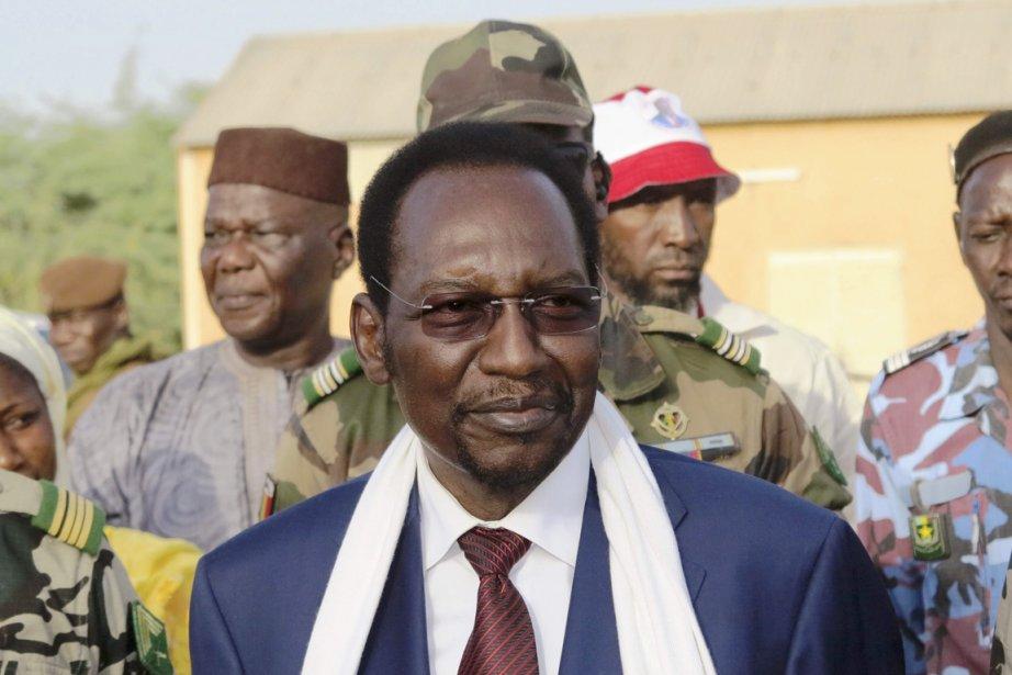 L'actuel chef de l'État par intérim, Dioncounda Traoré... (PHOTO ADAMA DIARRA, ARCHIVES REUTERS)