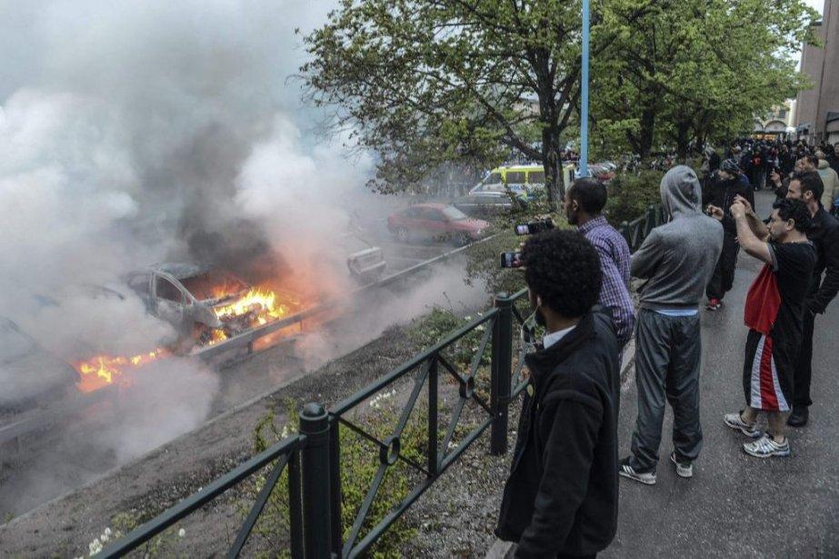Les autorités publiques ont été passablement occupées ces... (Photo Reuters)