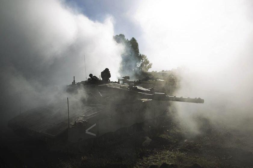 Depuis le début de la guerre civile en... (Photo AFP)