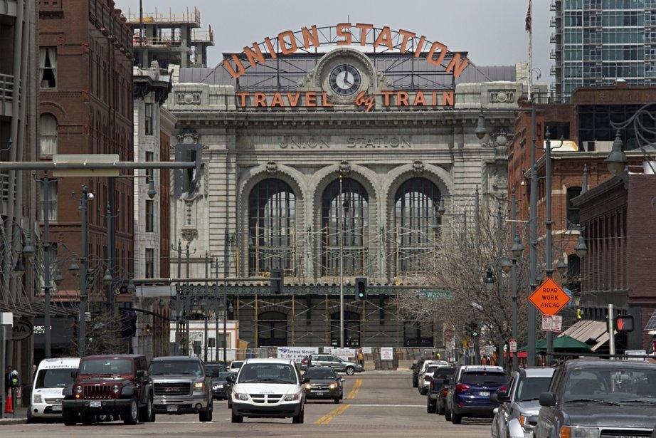 La vieille Union Station, en plein coeur du vieux centre-ville. | 28 mai 2013