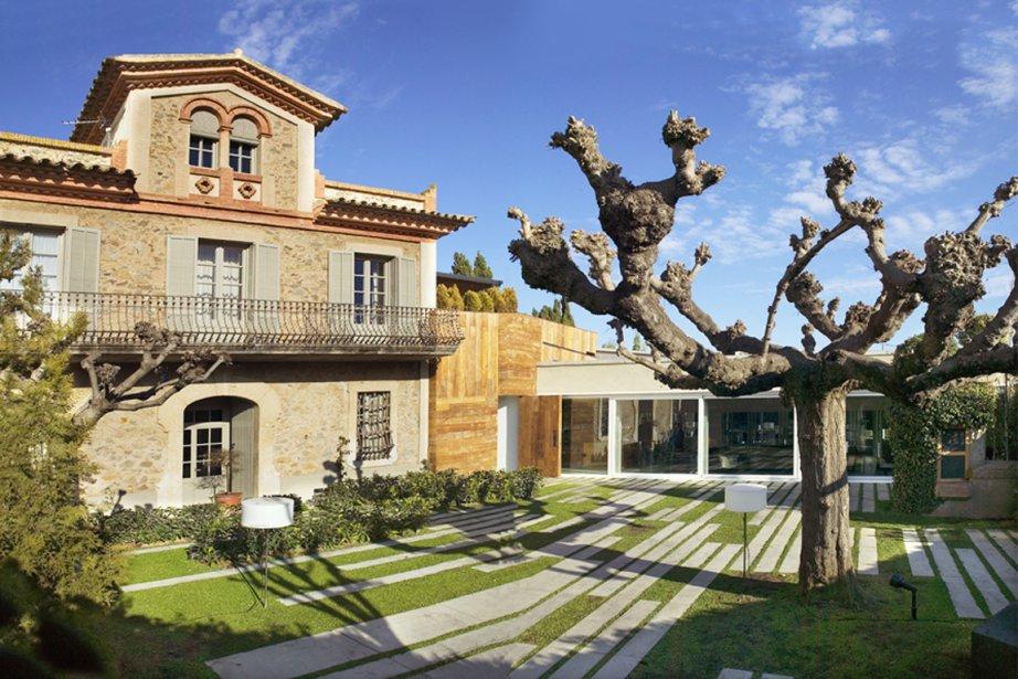 Le El Celler de Can Roca est considéré... (PHOTO : COURTOISIE S. PELLEGRINO, 50 MEILLEURS RESTAURANTS DU MONDE)